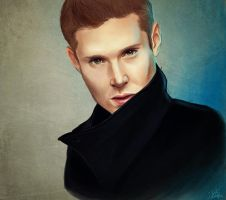 Dean Winchester by Fabera