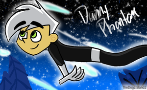 Danny Phantom by SSDOGZII