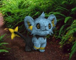real shinx by GumandPeanuts17