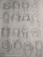 Hairstyles 2 by LivLaughLoveAnime