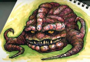 Krang by PhillGonzo