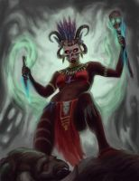 Witch Doctor by Andreiuska