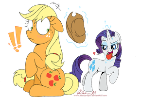 She Likes them Apples by RedApropos