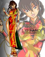 Lei Fang by BRIZCorp