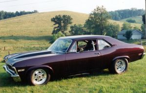 70's Chevelle by kmfdmk