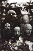 Heads of Saints by zehntes