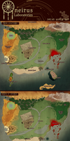 PDL: The Dream World Map by couldhavebeenking