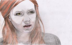Amelia Pond by xDMelissar