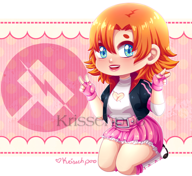Chibi Nora by krissehpoo