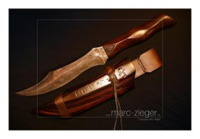The Dagger by MarcZieger