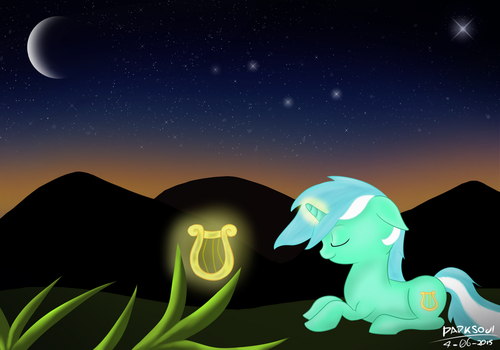 MLP: Evening Song by Mpc46