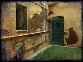 VENICE DECAY 2 by TADBEER