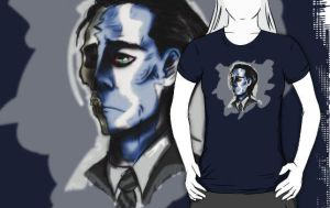 loki: imperfection (t-shirt) by nutburgers-official