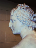 Marble Statue by Humble-Novice
