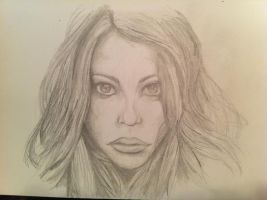 Michelle Tranchtenberg Rough by Wolfragna