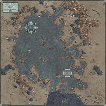 The Inner Sea by Sapiento