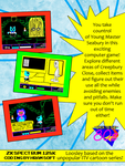 Creepbury Close on the ZX Spectrum by Granitoons