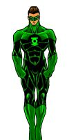 Green Lantern by masterjedijared