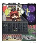 Happy New Year 2012 by L-Ange-Noir