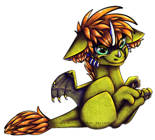 ::Gift:: LiL Syb by Dinok-Wahrok