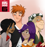 BH6 Double Date by BBG4ya