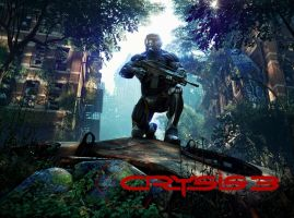 Crysis 3 Wallapaper v.2 by lacedemonio