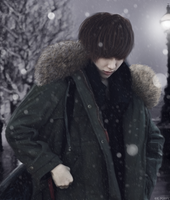 Taemin - Winter by koreau