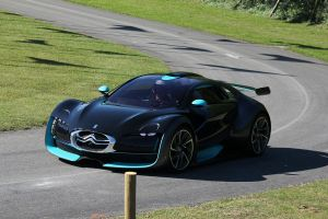Goodwood 2011: Citroen Survolt by randomlurker