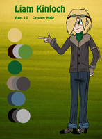 Liam Quick Reference Sheet by transylvaniandreams