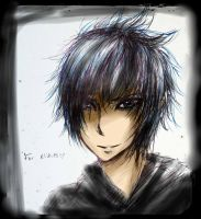 Noctis for Nikits by digidestined4eva