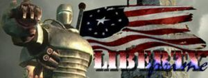 Liberty Prime by SikKlownInk
