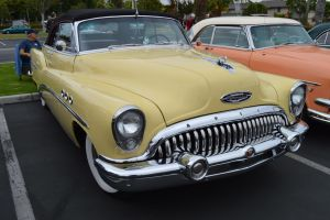 1953 Buick Super Convertible III by Brooklyn47