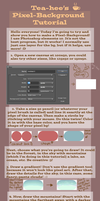 Pixel-Background tutorial by tea-hee