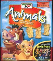 Lion King Animal Crackers by LionKingForLife