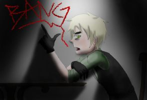 Bang. -colored- by Loveylove