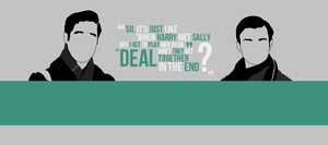 Klaine - When Harry Met Sally by AmeliaTonks