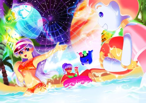 Space Resort by musechan