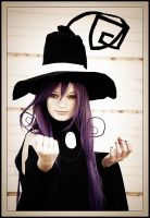 Blair Cosplay : The Powerful Witch? by Monochrome-Magick