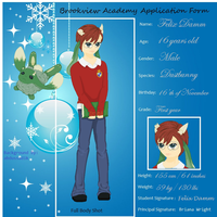 Felix -Bookview Academy- by Ametyr