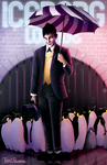 The Penguin (Gotham - Robin Lord Taylor) by Rachel-Perciphone