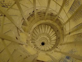 Spiral staircase by buffyka