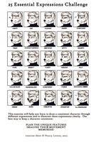 25 Expressions - Eliot by J-Harper