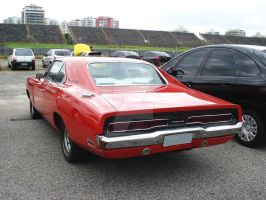 1970 Dodge Charger 4 by Roddy1990