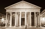 Pantheon Exterior by Runner1028