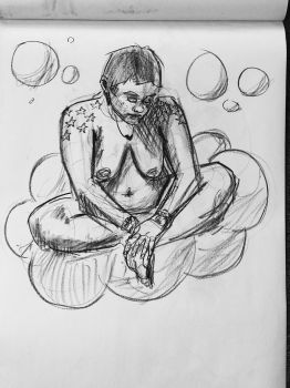 Figure Drawing at the Neologian - Feb 13th by theturbosaur