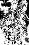 Metal Gear Sold 5 : The Truth (COMMISSION) by jpdeshong