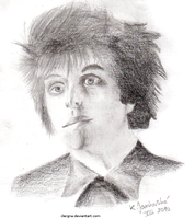 Billie Joe Armstrong by Clergna