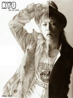 Kyo -dir en grey- by stephi