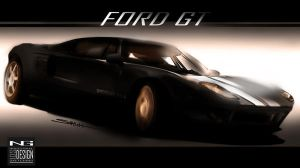 Ford GT by SnatchIDs