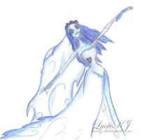 Corpse Bride Dancing by LucieKJ